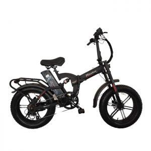 אופניים חשמליים שיכוך מלא Master Max 48V 19.8AH