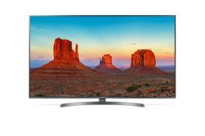טלויזיה LG 4K בגודל 65 אינץ