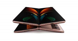 טלפון סלולרי Samsung Galaxy Z Fold2 5G SM-F916 256GB
