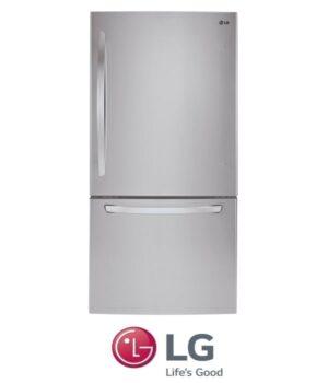 מקרר מקפיא תחתון LG GM849RSC 604 ליטר