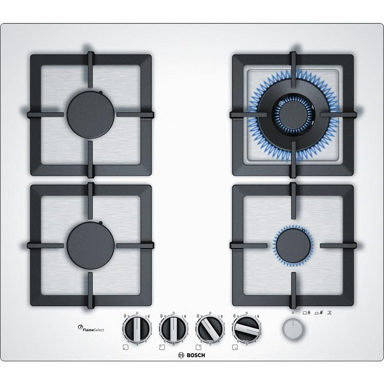 כיריים גז Bosch בוש 4 להבות דגם PPH6A2M20Y