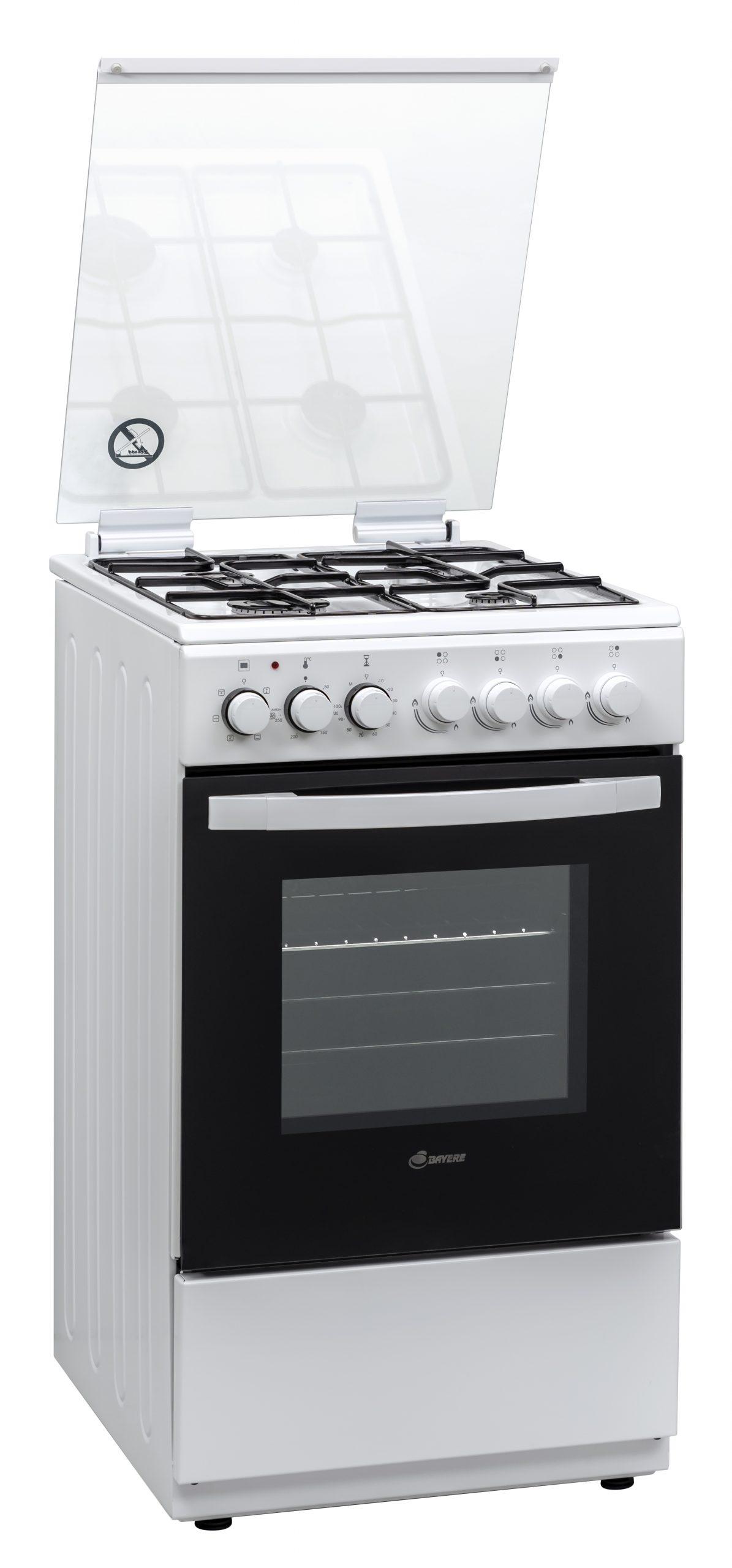 תנור אפייה משולב Bayere דגם BA5060 כולל טורבו אקטיבי!