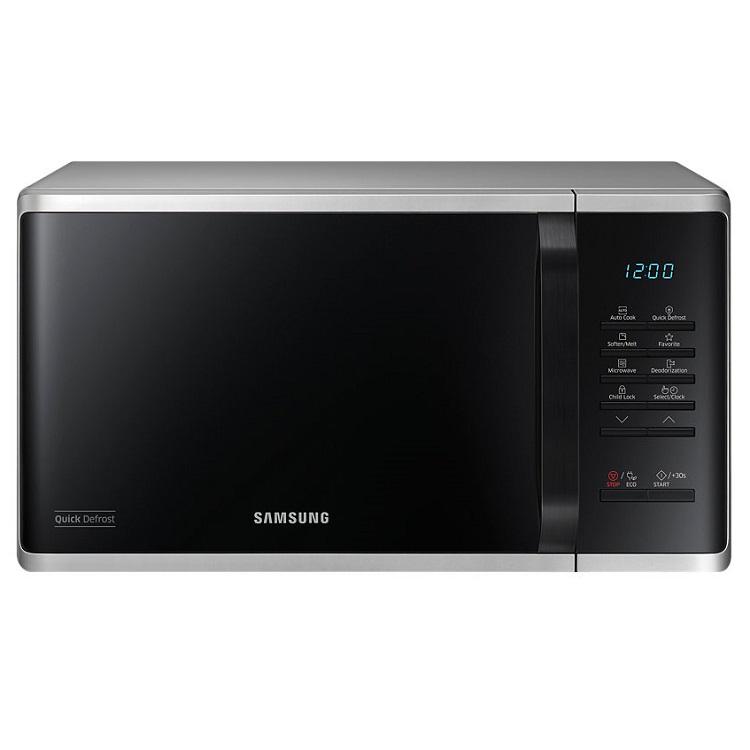 מיקרוגל דיגיטלי Samsung סמסונג MS23K3513AS גימור כסוף