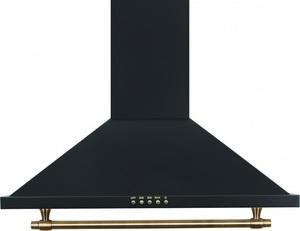 קולט אדים שחור כפרי LACASA דגם 8667SM