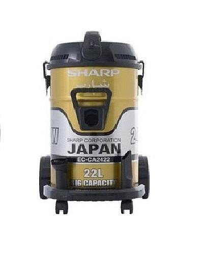 שואב אבק תעשייתי SHARP 2400W דגם CA2422