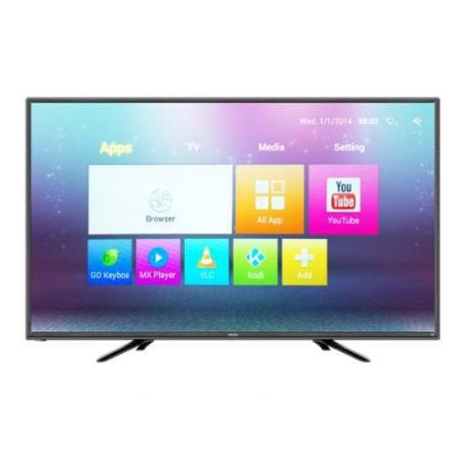 """טלוויזיה 55"""" Spectrum SLIM LED TV מדגם NE-55SFLED 4K מערכת הפעלה Android 4.4"""