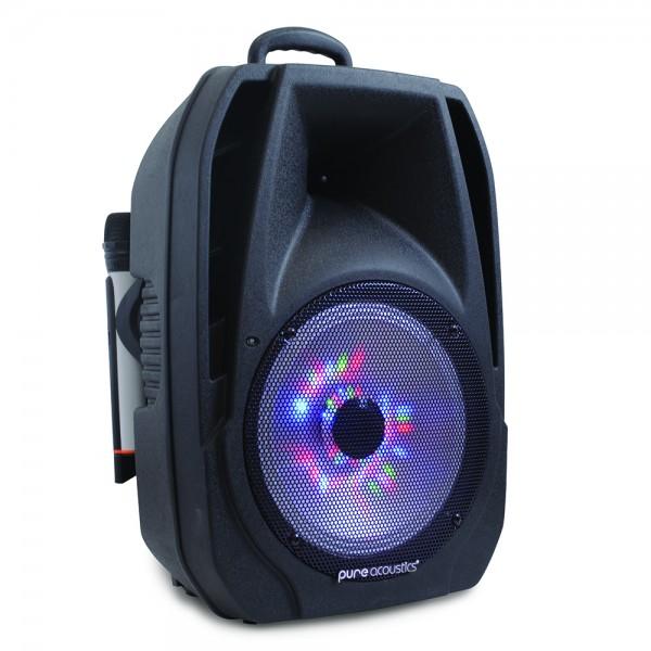 בידורית קריוקי בלוטות' מבית PureAcoustics דגם LX-100