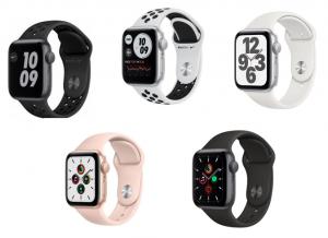 שעון אפל Apple Watch SE GPS 44mm