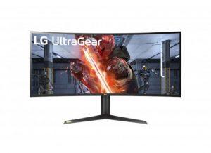 מסך גיימינג קעור LG TFT 38″ 38GL950G NANO IPS 1MS 144HZ WQHD