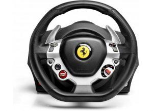 הגה THRUSTMASTER TX RACING WHEEL FERRARI 458 ITALIA EDITION + THE CREW